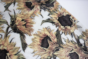 Sunflower Velvet Leotard ©