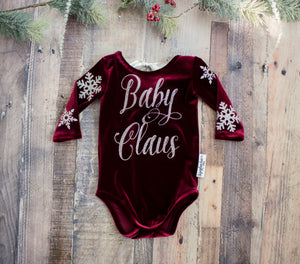 Baby Claus Leotard ©