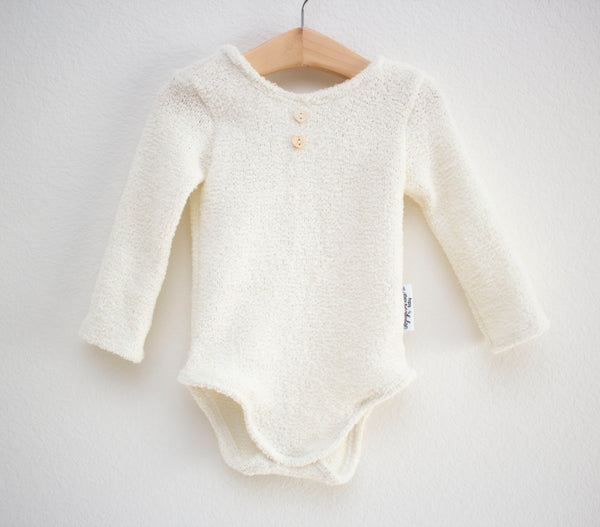 Sweater Knit Leotard