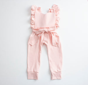 Blush Pink Sweetheart Romper ©
