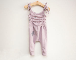 Lavender or Blue Star Romper ©