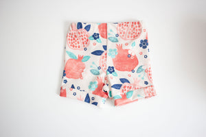 Pomegranate Shorts