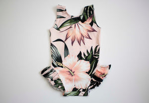 Tropical Bloom Swimsuit