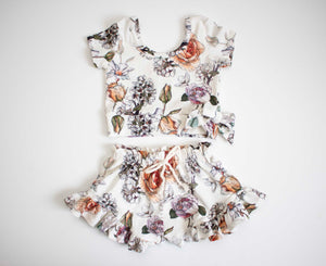 Blossom Bow Top