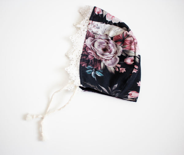 Secret Garden Bonnet