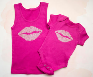 Hot Pink Lips Shirt