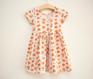 Peaches Twirl Dress