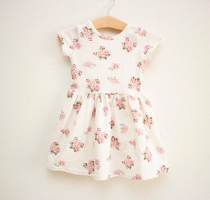 Baby Rosette Twirl Dress