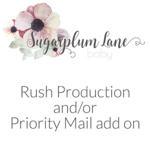Rush Production Fee