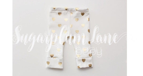 The Karissa Heart Leggings