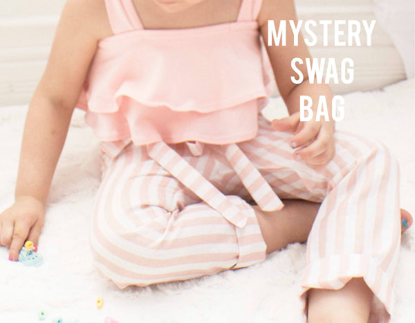Surprise Mystery Bag- includes 2 items (Rompers, Leotards, or Dresses/Skirts)