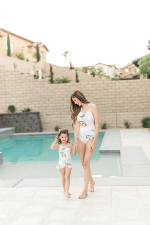 Adelaide Swimsuit- Mom or Baby sizes