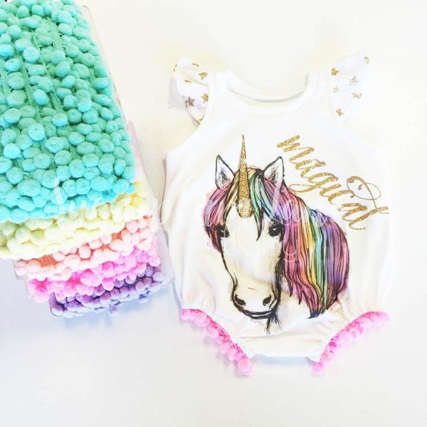 Unicorn Romper Or Shirt © Rompers And Leotards