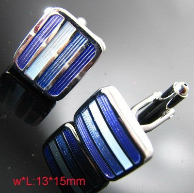 Blue Stripes Tie