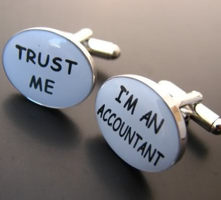 Trust Me - I'm an Accountant