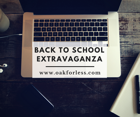 Back to School Extravaganza