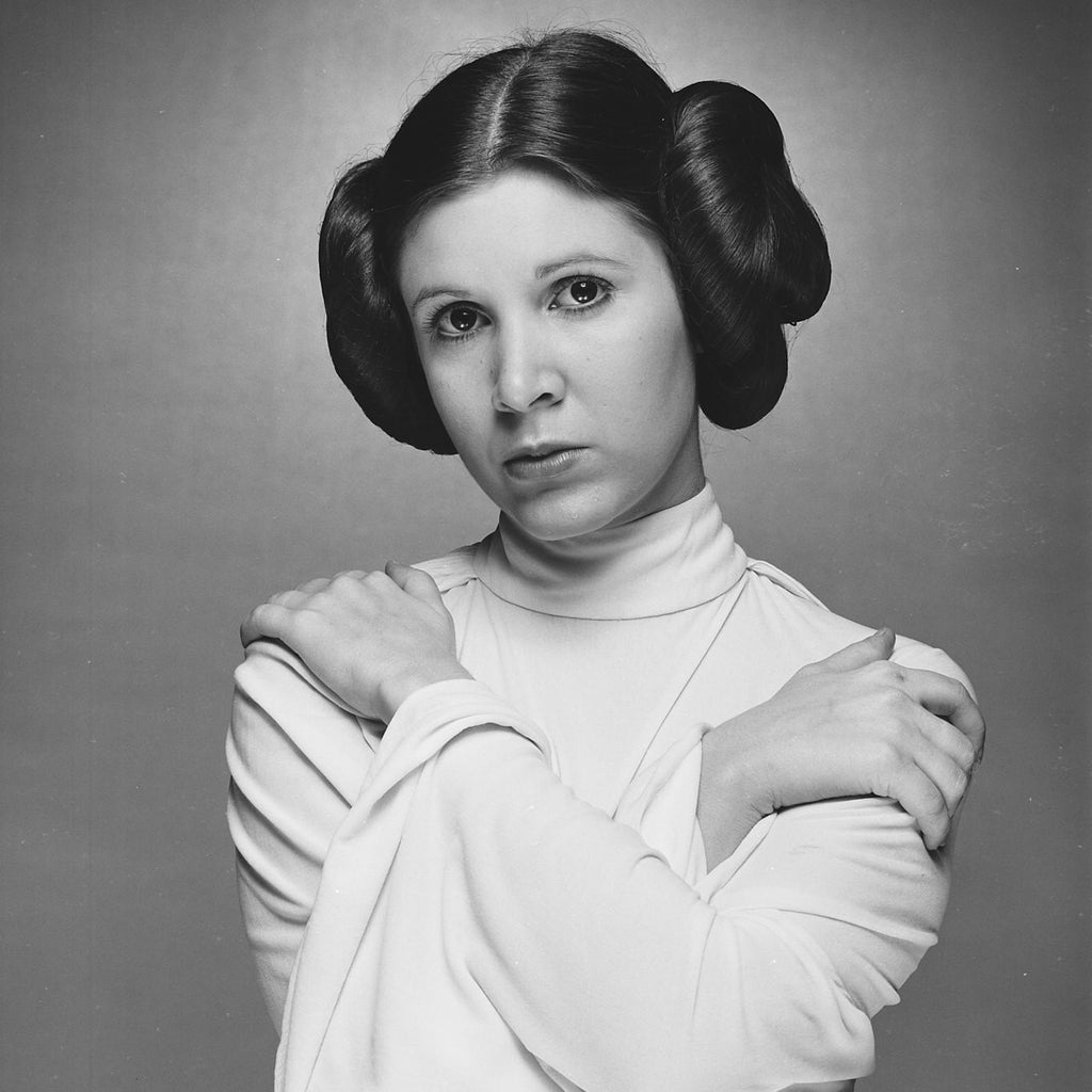 Happy Birthday to Star Wars actress Carrie Fisher
