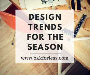Design Trends for the Season