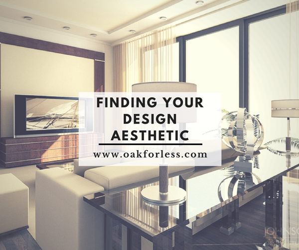 Finding your Design Aesthetic