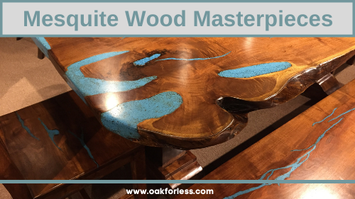 Mesquite Wood Masterpiece