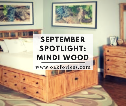 September Spotlight: Mindi Wood