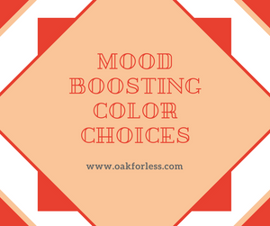 Mood Boosting Color Choices