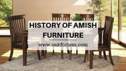 THE HISTORY OF AMISH FURNITURE