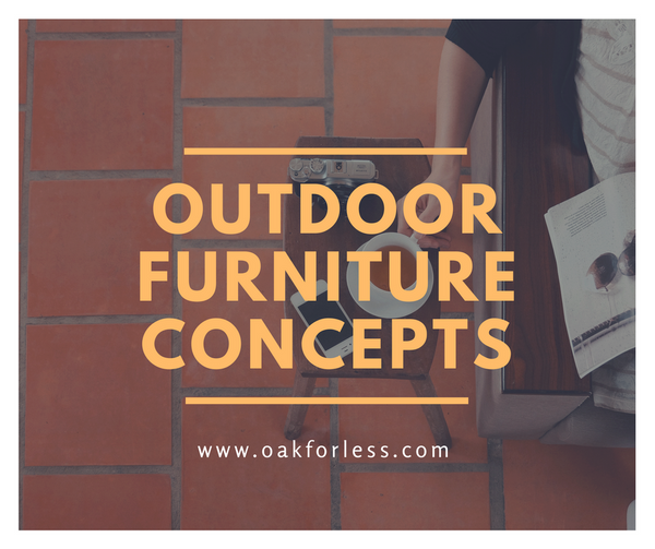 Outdoor Furniture Concepts