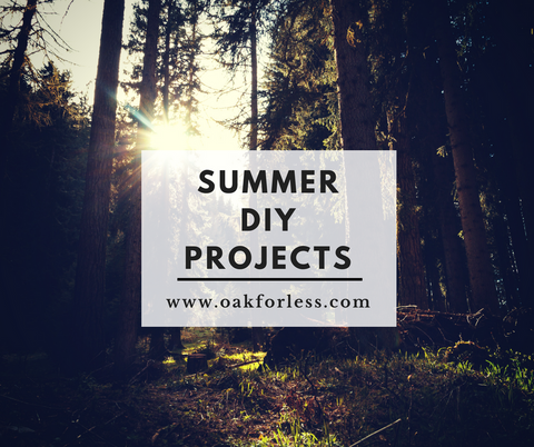 Summer DIY Projects