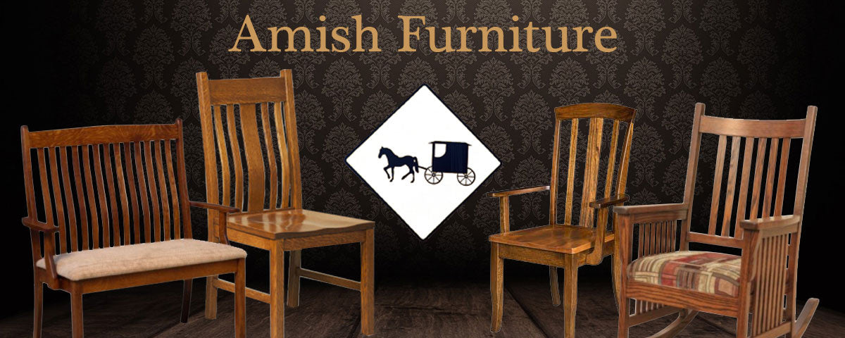 Amish Furniture banner
