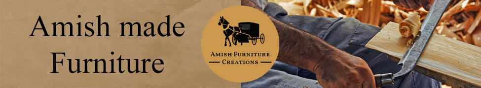 Amish made Furniture banner | Oak For Less® Furniture - Amish Furniture Creations ™