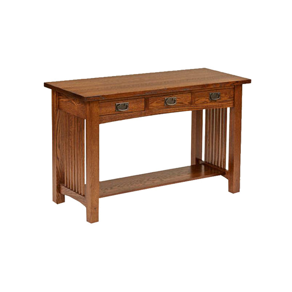 American Mission Quarter Sawn Oak Sofa Table - Oak For Less® Furniture