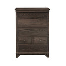 Amish made Cedar Lakes Solid Oak Bedroom Suite - King Size - Oak For Less® Furniture