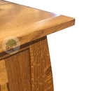 "Amish made Arts & Crafts 74"" Entertainment Console 