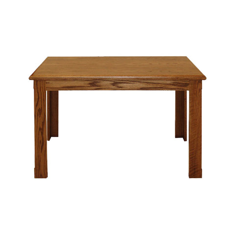 "FD-1102 - Contemporary Oak Writing Desk 46"" - Oak For Less® Furniture"