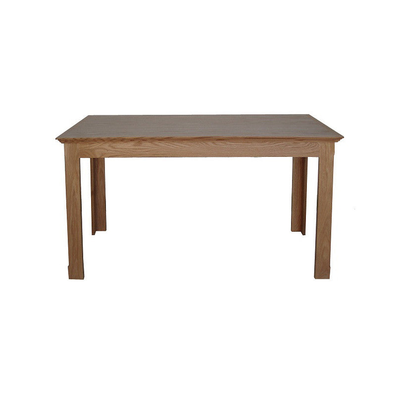"FD-1102T - Traditional Wood Writing Desk, Oak 48""  - Oak For Less® Furniture"