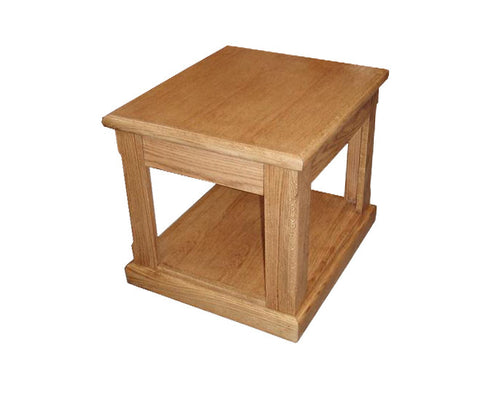 FD-2115 - Contemporary Oak End Table - Oak For Less® Furniture
