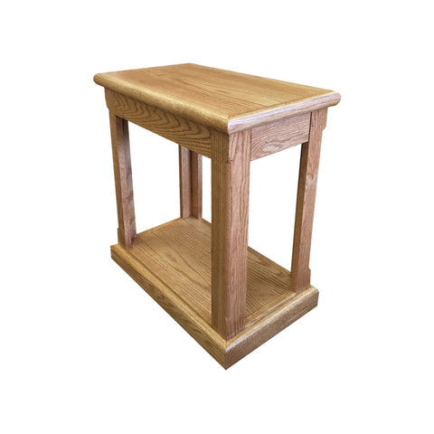 FD-2118 - Contemporary Oak End Table - Oak For Less® Furniture