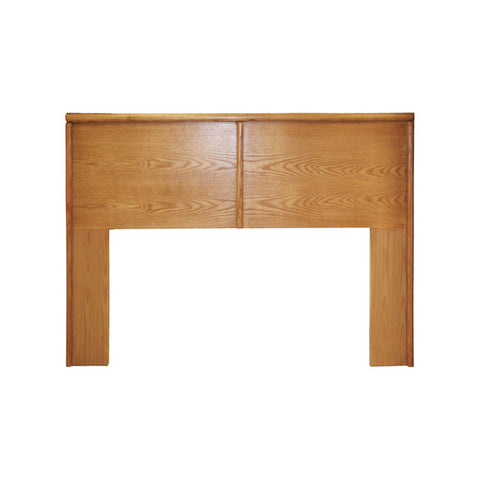 FD-3005H - Contemporary Oak Flat Panel Headboard - Twin size - Oak For Less® Furniture