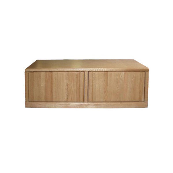 "FD-4111 - Contemporary Oak 43"" TV Stand - Oak For Less® Furniture"