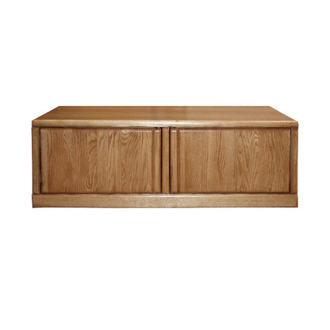 "FD-4113 - Contemporary Oak 53"" TV Stand - Oak For Less® Furniture"