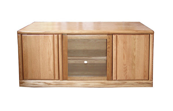 "FD-4132 - Contemporary Oak 53"" TV Stand - Oak For Less® Furniture"