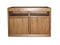 "FD-4512 - Contemporary Oak 42"" TV Stand - Oak For Less® Furniture"