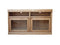 "FD-4614 - Contemporary Oak 54"" TV Stand - Oak For Less® Furniture"