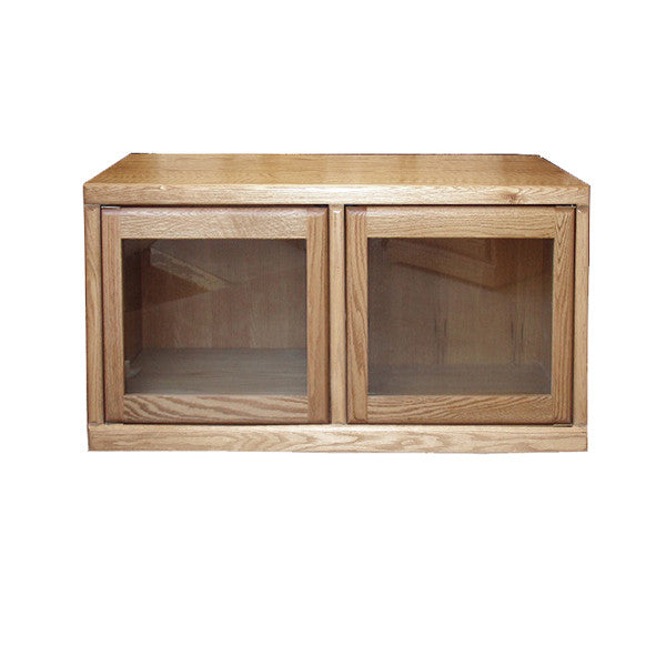 "FD-4923 - Contemporary Oak 48"" TV Stand - Oak For Less® Furniture"
