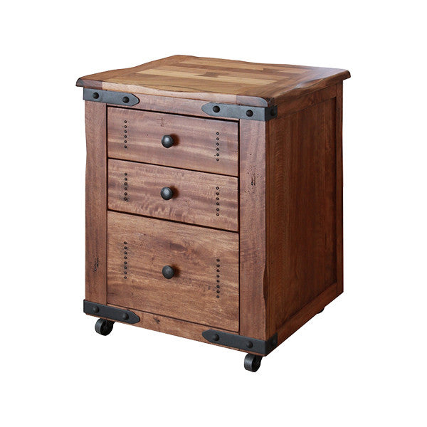 IFD-866FILE - Parota Collection File - Oak For Less® Furniture