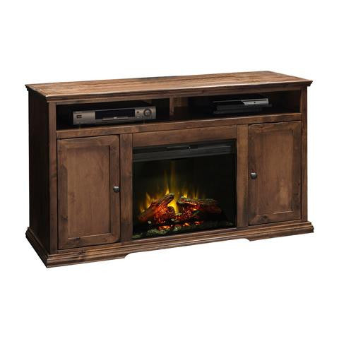 "LG-BZ5304-clearance Bozeman 59"" Electric Fireplace TV Stand"