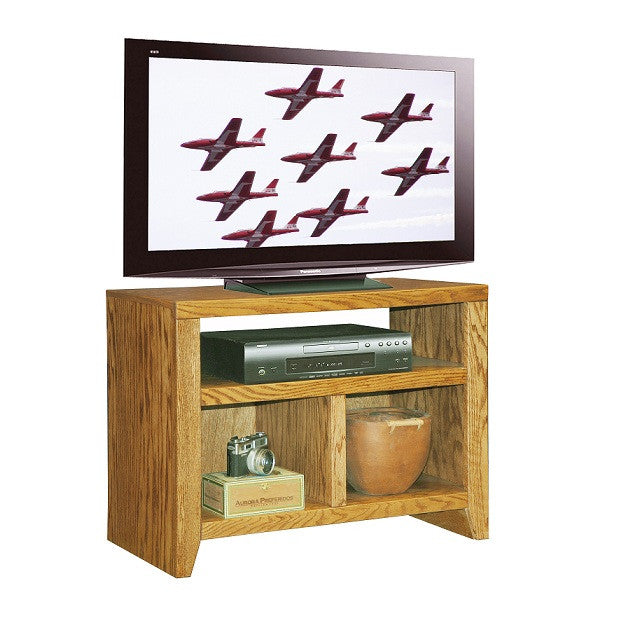 "LG-CL1210 - 32"" City Loft TV Stand - Oak For Less® Furniture"