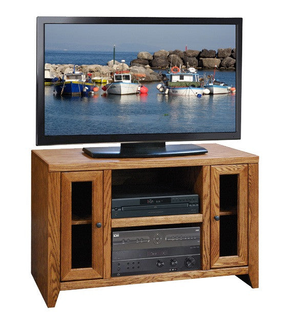 "LG-CL1226 - 42"" City Loft TV Stand - Oak For Less® Furniture"
