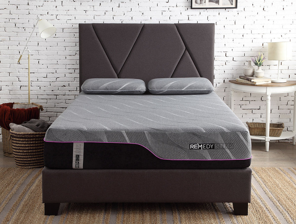 "REMedy 3.0 Medium Memory Foam Hybrid 12"" Mattress 